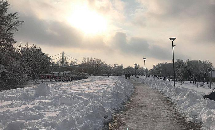 Meteorolog: Prvi sneg početkom decembra, odmah će se otopiti