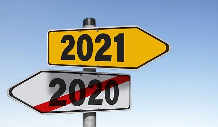 Da je 2020. godina pesma, koja bi to pesma bila?