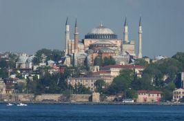 Unesko zabrinut, traži izveštaj od Turske o očuvanosti Aja Sofije