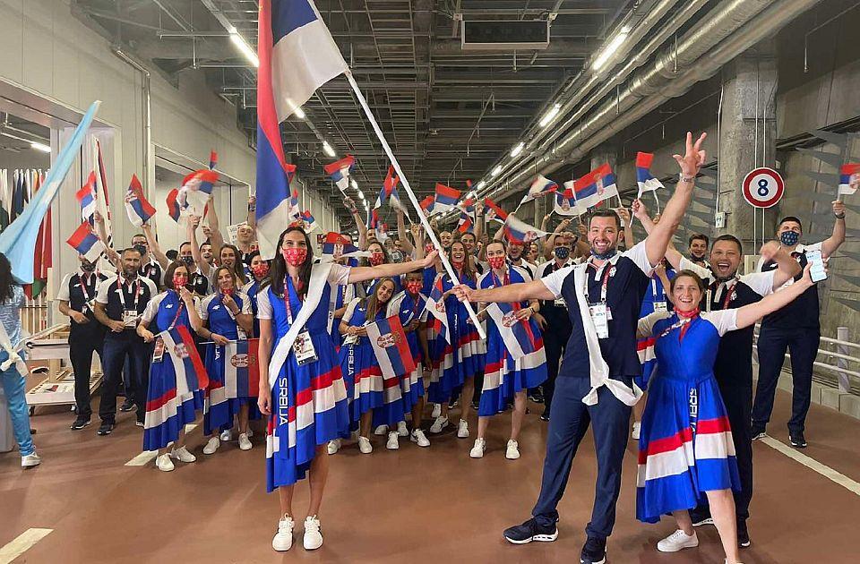 FOTO: Otvaranje Olimpijskih igara u fotografijama