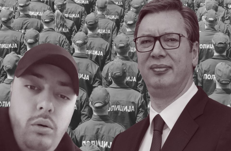 Dojčinović: Znalo se da je Belivukova grupa imala jake veze u policiji i politici