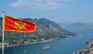 Krivična prijava protiv maloletnika zbog skrnavljenja zastave Crne Gore
