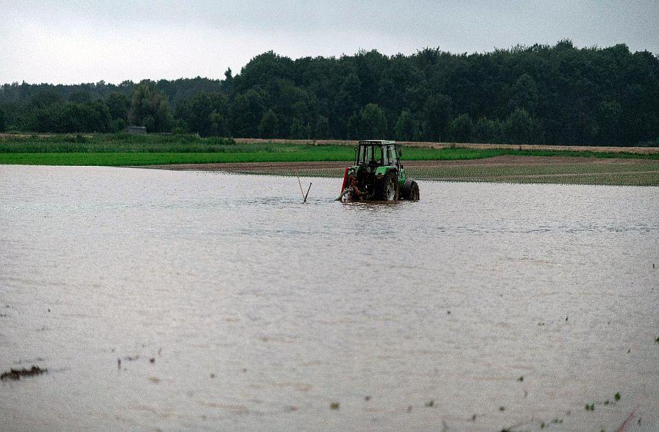 Čaušić: Scenario poplava iz 2014. moguć, timovi za vanredne situacije spremni