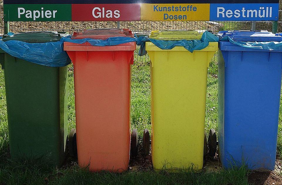 Srbija beleži najveći pad u reciklaži kućnog otpada u Evropi