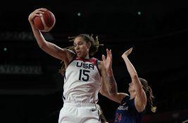 OI: I košarkašice poražene od SAD, sledi meč za bronzu