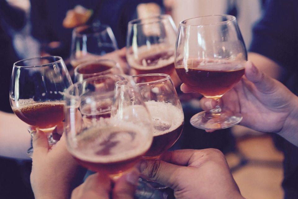 Alkohol u EU najčešće piju Portugalci, najređe Letonci i Litvanci