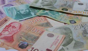 Evro sutra 117,94 dinara