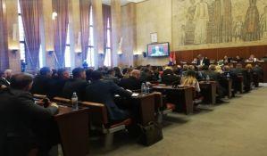 Deo opozicije ponovo bojkotuje Skupštinu Vojvodine, Deklaracija o zaštiti životne sredine