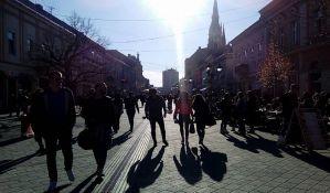 U Vojvodini na 100 radnika ima 77 penzionera