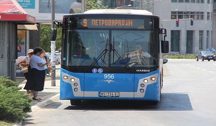 Stiže 13 mercedesovih autobusa u Novi Sad