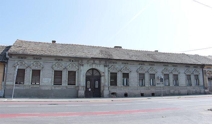 Počinje obnova fasade kuće Mileve Marić i Alberta Ajnštajna u Kisačkoj