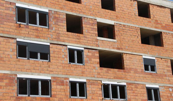 FOTO: Gradnja 548 stanova za bezbednjake na Novom naselju koštaće 2,2 milijarde dinara