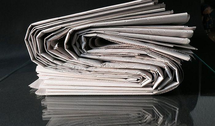 Svetski dan slobode medija: Novinari na dnu lestvice, verbalno i fizički ugroženi