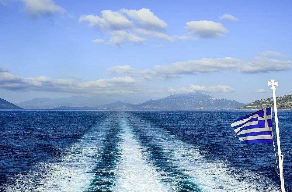 Za trajekt do grčkih ostrva neophodno popuniti upitnik