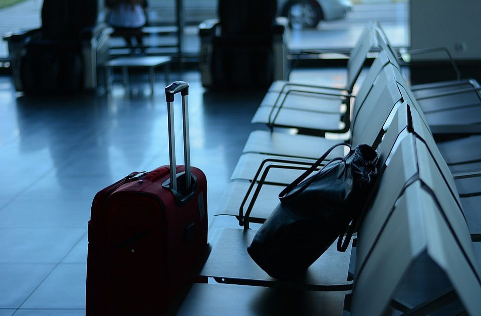 Jedan kofer izazvao haos na bečkom aerodromu