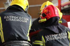Požar u fabrici u Šapcu, nema povređenih