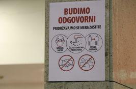 Zbog nepoštovanja mera kažnjene dve radnje i jedan restoran u Novom Sadu