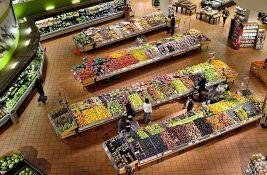 Ekonomisti: Cene hrane će nastaviti da rastu bar do leta sledeće godine