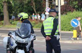 Novosađanin vozio motocikl sa više od dva promila alkohola u krvi