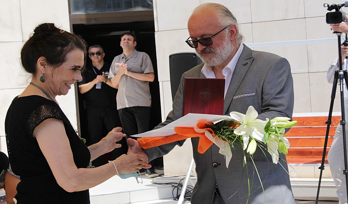 FOTO: Dodeljene nagrade Srpskog narodnog pozorišta