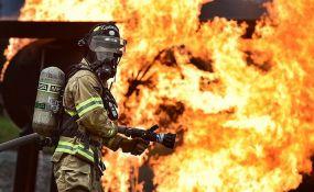 Ugašen požar kod Pančeva