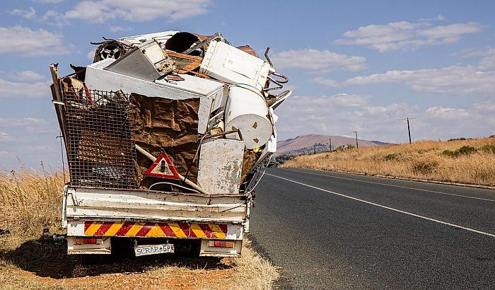 Reciklažna industrija pred zatvaranjem zbog neplaćenog otpada