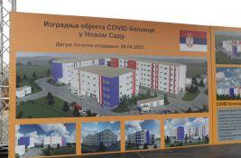 FOTO, VIDEO: Položen kamen temeljac kovid bolnice na Mišeluku, događaju prisustvovao državni vrh