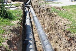 Deo Novog naselja bez tople vode