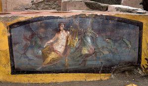 FOTO U Pompeji otkrivena očuvana radnja