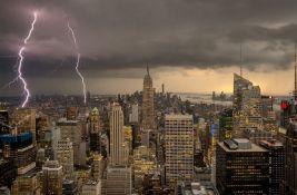 Oluja Elsa pogodila Njujork, upozorenje na Tornado