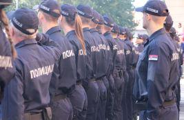 Budući policajci na vežbi gađanja od 12. do 16. jula na Fruškoj gori