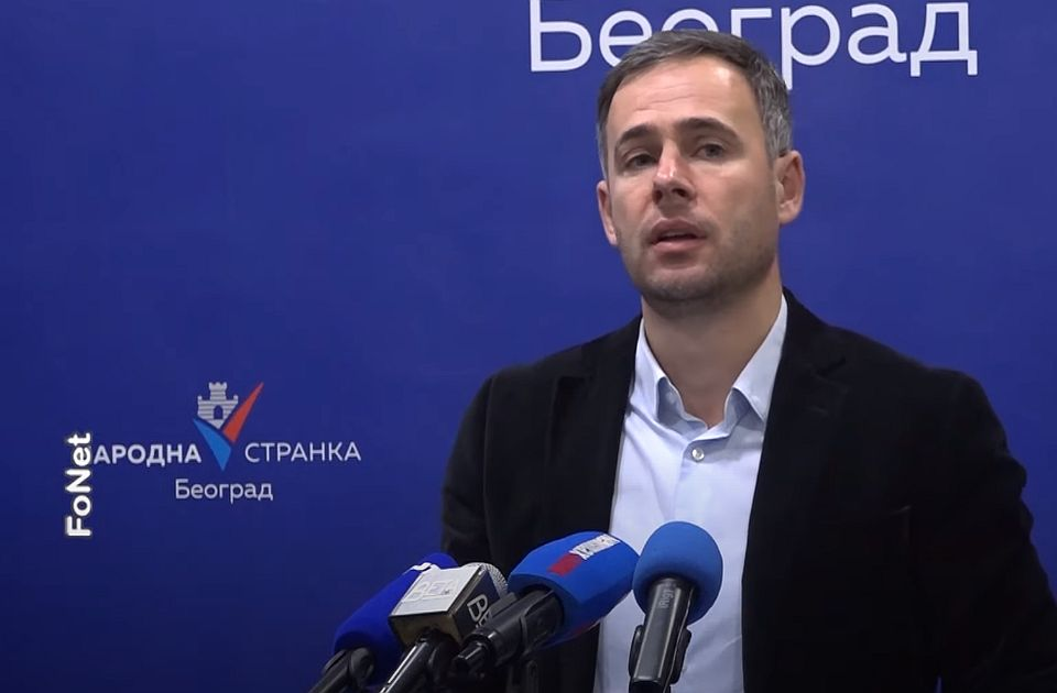 Aleksić: Vučić poslao najgore na dijalog o izbornim uslovima