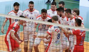 Odbojkaši Vojvodine sigurnom igrom do četvrtfinala Kupa
