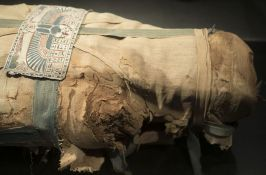 FOTO: Otkrivena prva trudna mumija