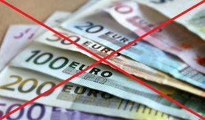 Uhapšeni osumnjičeni da su štampali lažni novac u Pančevu
