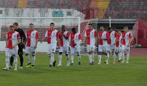 Fudbaleri Vojvodine poraženi u Ivanjici