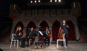 Gudački kvartet Beogradske filharmonije otvorio Šekspir festival