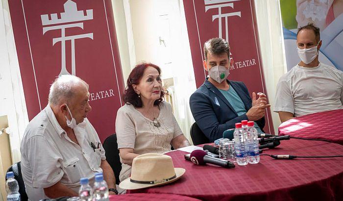 Novi tvrđava teatar od 4. do 8. septembra u Čortanovcima pod sloganom