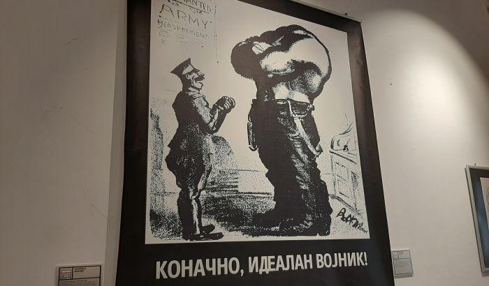 FOTO: Karikatura krvi i zla... i smeha