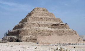 VIDEO: Nakon 14 godina ponovo otvorena najstarija piramida u Egiptu