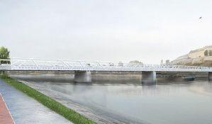 FOTO: Objavljene fotografije arhitektonskih rešenja za novi most na stubovima mosta Franca Jozefa