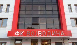 Račun FK Vojvodina blokiran za 800.000 evra