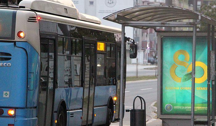 Počela izrada godišnjih autobuskih karata