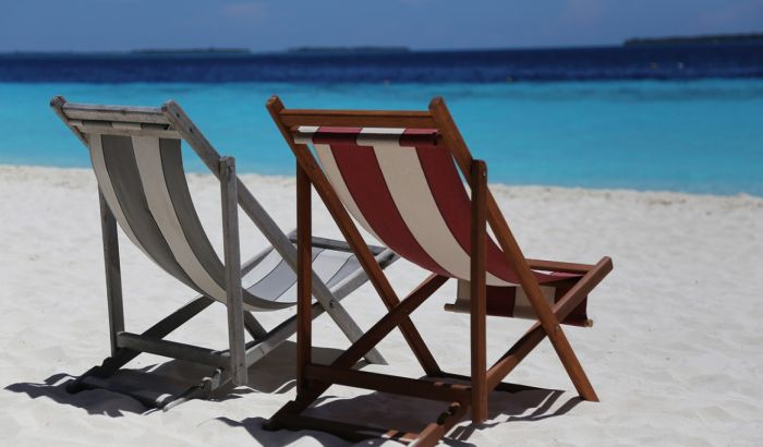 Bračni par zbog pandemije bio prisiljen da medeni mesec provede - na Maldivima