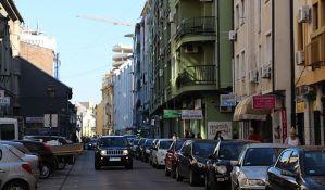 Deo Železničke ulice zatvoren u subotu zbog radova