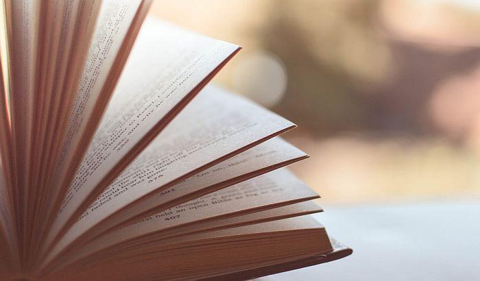 Prošle godine objavljeno manje knjiga nego 2017.