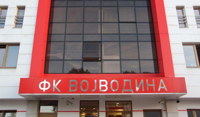 Sednica Skupštine FK Vojvodina 11. juna