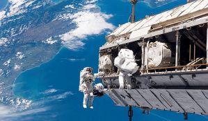 Svemirskim turistima biće omogućeno da izađu u svemirsku šetnju