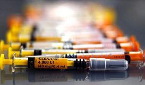 Fajzer isporučuje manje vakcina nego što je bilo planirano
