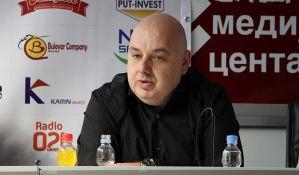 Zbiljić odgovorio Lalatoviću: Vučević treba da ostane van unutarklupskih sukoba